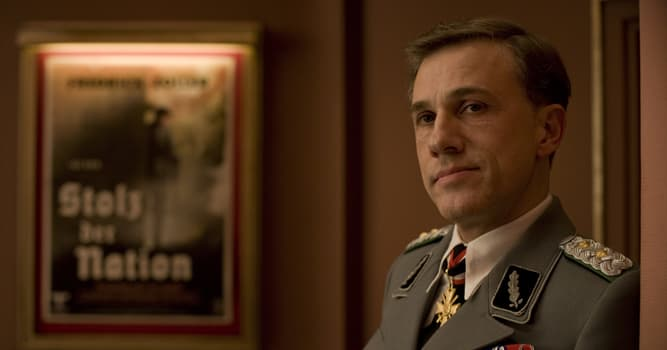 "Movies & TV Trivia Question: Who was originally considered for the role of Hans Landa in Tarantino's ""Inglourious Basterds""?"
