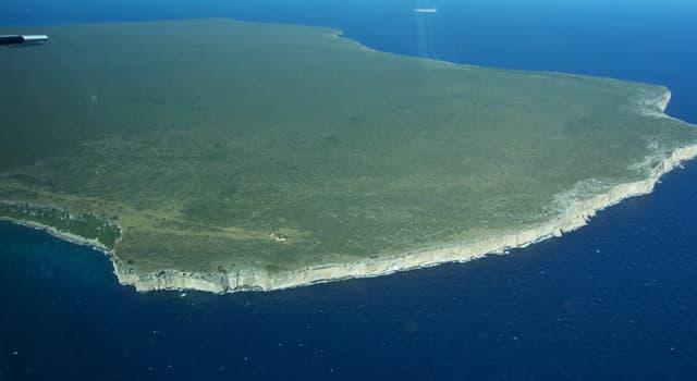 Geografía Pregunta Trivia: ¿A qué municipio pertenece la Isla de Mona?