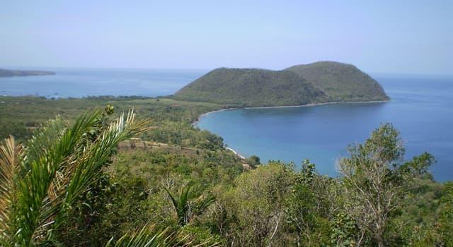 Geografía Pregunta Trivia: ¿A qué país pertenece como Departamento de ultramar el Parque Nacional Guadalupe?