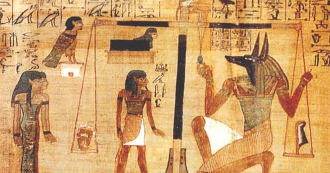 """Historia Pregunta Trivia: ¿A qué parte constitutiva de cada individuo llamaban """"Ka"""" los antiguos egipcios?"""