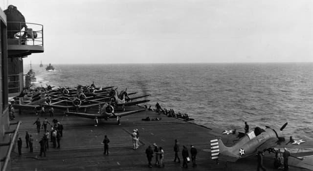 Historia Pregunta Trivia: ¿Cómo se llamó la primera incursión aérea estadounidense de la II Guerra Mundial sobre territorio japonés?
