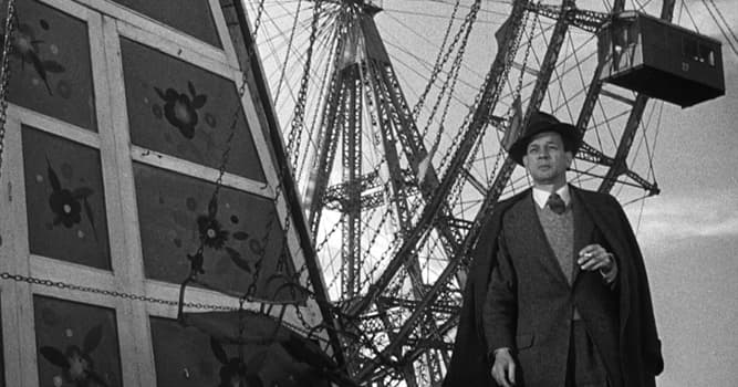 """Películas y TV Pregunta Trivia: ¿Con qué producto traficaba Harry Lime, el protagonista de """"El tercer hombre""""?"""