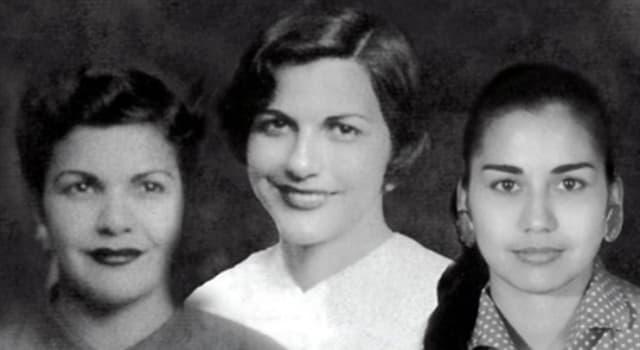 Cultura Pregunta Trivia: ¿Contra qué dictador lucharon las hermanas Mirabal?