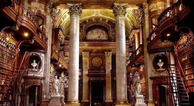 Cultura Pregunta Trivia: ¿Cuál es la Biblioteca Barroca más grande de Europa?