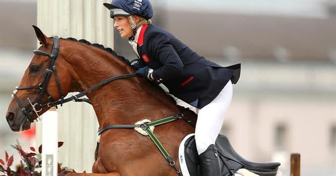 Deporte Pregunta Trivia: ¿De cuánto es el récord mundial de salto en altura de equitación?