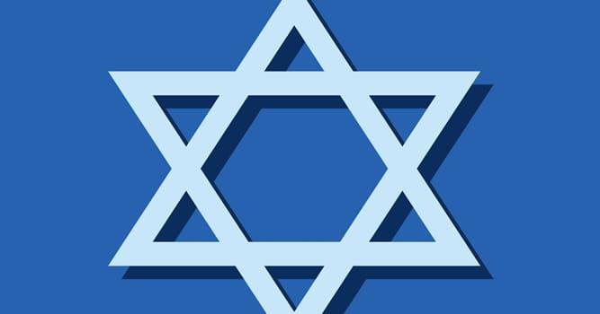 Geographie Wissensfrage: Die Flagge welches Staates hat einen Davidstern?