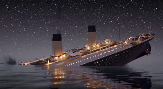 Historia Pregunta Trivia: ¿Dónde se construyó el RMS Titanic?