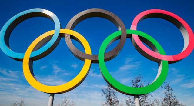 Deporte Pregunta Trivia: ¿En cuál de los siguientes Juegos Olímpicos, el país organizador consiguió el mayor número de medallas?