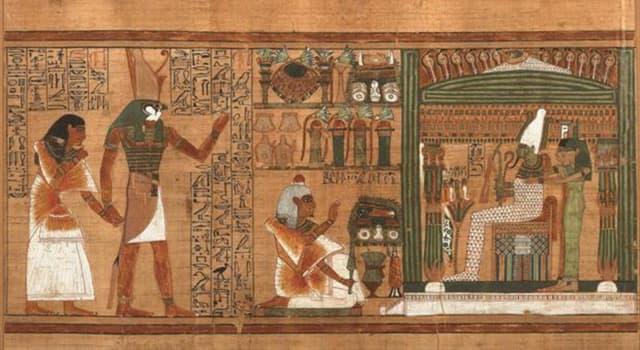 """Cultura Pregunta Trivia: ¿En qué consistían los """"Textos de los sarcófagos"""" en el Antiguo Egipto?"""