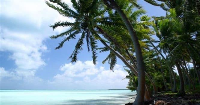 Geografía Pregunta Trivia: ¿En qué océano se encuentran las islas Canton y Enderbury?