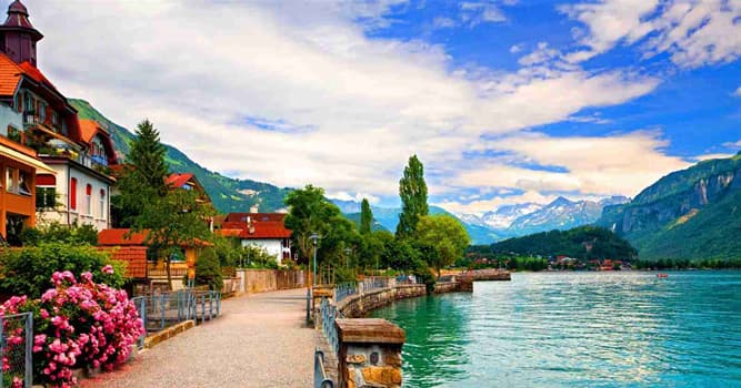Culture Trivia Question: How many official languages are there in Switzerland?