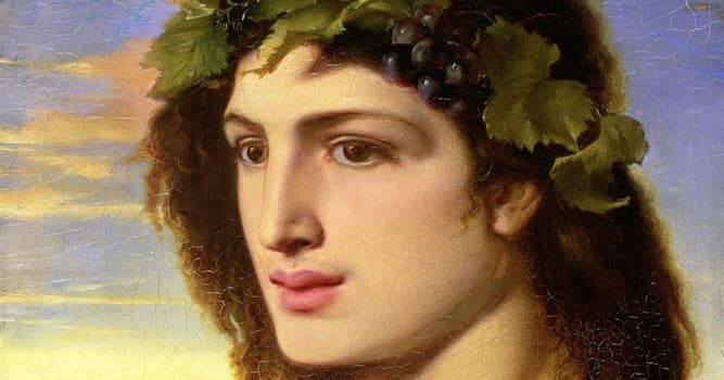 Culture Trivia Question: In Greek mythology, who is the father of Dionysus?