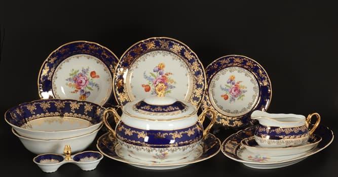 Geschichte Wissensfrage: In welchem Land wurde im Jahre 620 erstmals das Porzellan hergestellt?