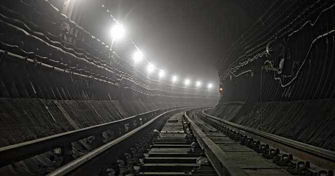 Geschichte Wissensfrage: In welcher Stadt befindet sich die älteste U-Bahn der Welt?