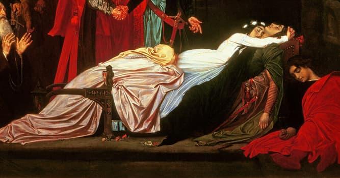 """Kultur Wissensfrage: In welcher Stadt lebten die Hauptpersonen der Tragödie von William Shakespeare """"Romeo und Julia""""?"""