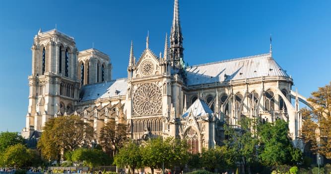 Cultura Pregunta Trivia: ¿Qué lugar emblemático de París está en la imagen?