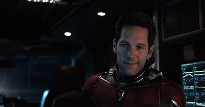 Películas y TV Pregunta Trivia: ¿Qué actor protagonizó la película Ant-Man del año 2015?