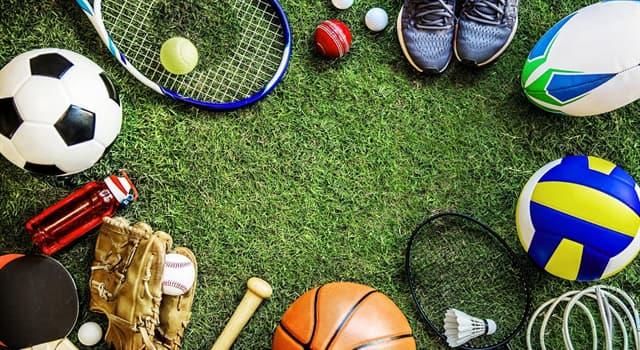 Deporte Pregunta Trivia: ¿Qué equipamiento deportivo se requiere para jugar al tenis?