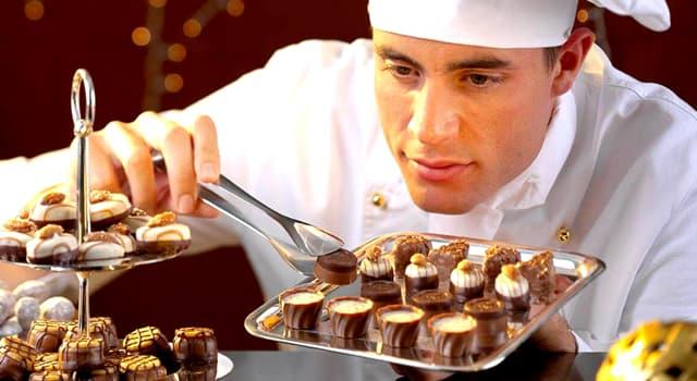 Sociedad Pregunta Trivia: ¿Cómo se llama a la persona que confecciona golosinas a partir del chocolate?
