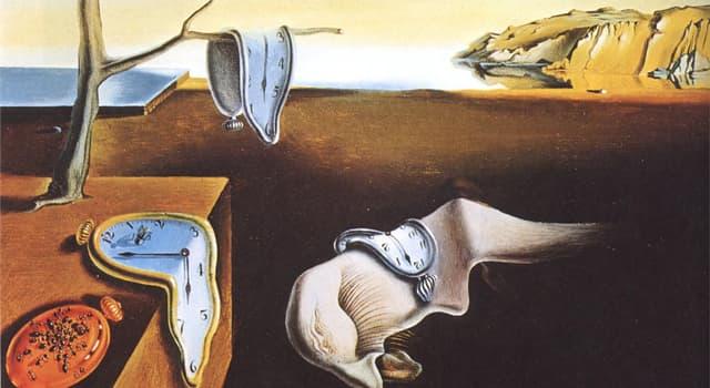 Cultura Pregunta Trivia: ¿Cuál de los siguientes artistas fue un representante del movimiento surrealista?