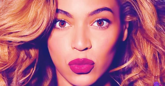"""Kultur Wissensfrage: Mit wem hat Beyonce das Lied """"Beautiful Liar"""" gesungen?"""
