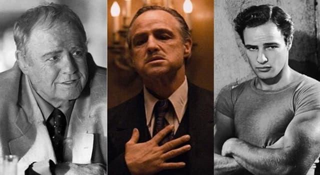 Películas y TV Pregunta Trivia: ¿Por qué no acudió Marlon Brando a recoger el Óscar al mejor actor en 1973?