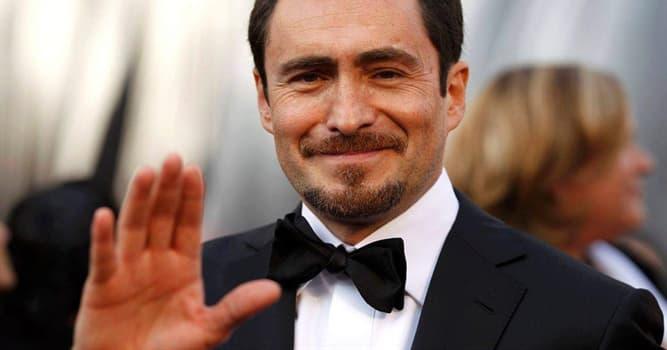 Películas y TV Pregunta Trivia: ¿Qué actor mexicano fue nominado al Óscaral mejor actor en 2012?