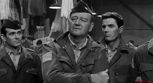 """Películas y TV Pregunta Trivia: ¿Qué cantante participó en la película """"El día más largo"""" de 1962?"""