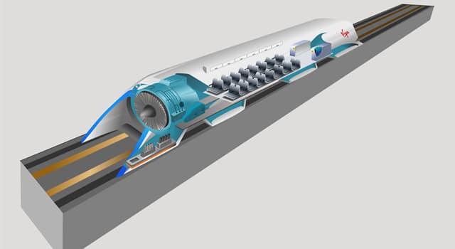 Сiencia Pregunta Trivia: ¿Qué es Hyperloop?