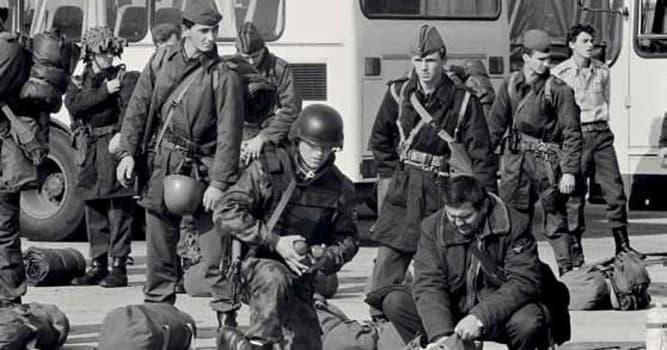 """Historia Pregunta Trivia: ¿Qué país se independizó de Yugoslavia tras la """"Guerra de los diez días""""?"""
