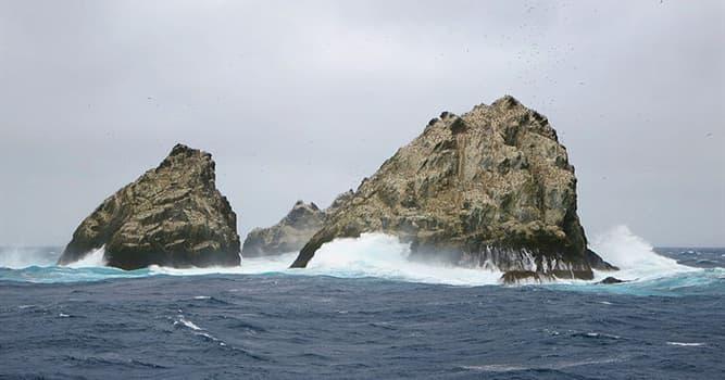 Geografía Pregunta Trivia: ¿Qué países reclaman el territorio de la isla Bridgeman?