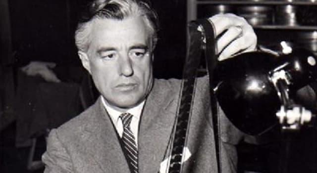 """Películas y TV Pregunta Trivia: ¿Quién dirigió la película """"Ladrón de bicicletas"""" en 1948?"""