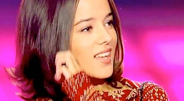 Cultura Pregunta Trivia: ¿Quién es Alizée Jacotey?