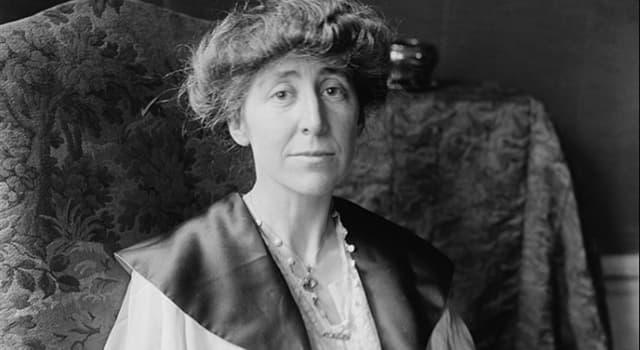 Historia Pregunta Trivia: ¿Quién fue Jeannette Pickering Rankin?