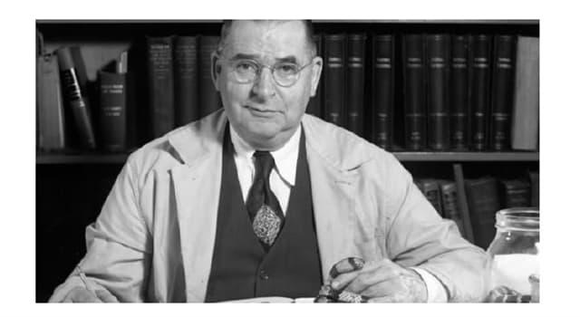 Сiencia Pregunta Trivia: ¿Quién fue Karl Patterson Schmidt?