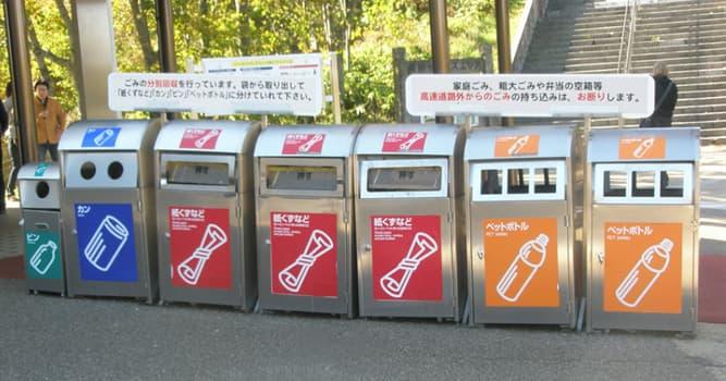 Sociedad Pregunta Trivia: ¿Qué país es conocido por su excelente gestión de residuos, casi sin cestos de basura en espacios públicos?