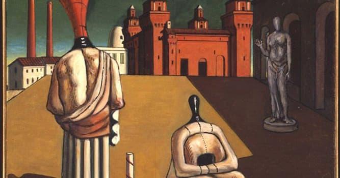 """Kultur Wissensfrage: Von wem wurde das Gemälde """"Die beunruhigenden Musen"""" gemalt?"""