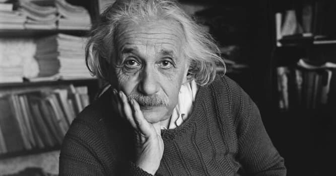Society Trivia Question: What caused Albert Einstein's death?