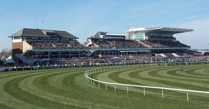 Sport Trivia Question: What sporting event took place at Aintree five times between 1955 and 1962?