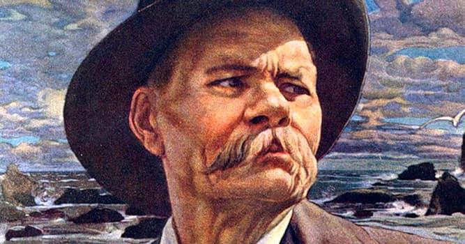 Cultura Pregunta Trivia: ¿Cuál fue el nombre de nacimiento de Máximo Gorki?