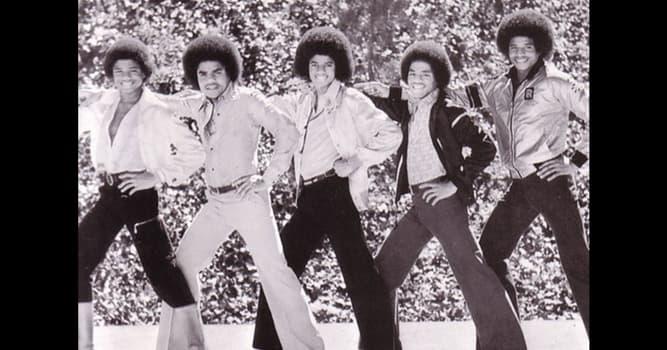 Cultura Pregunta Trivia: ¿Cuándo publicó Michael Jackson 'Blame it on the Boggie'?