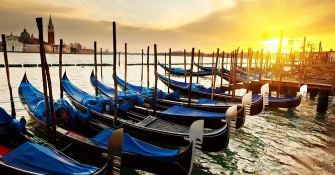 Culture Trivia Question: When does the Regata Storica take place annually in Venice?