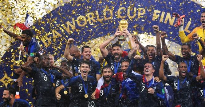 Deporte Pregunta Trivia: ¿Qué selección de fútbol europea fue la primera en ganar la Copa del Mundo?