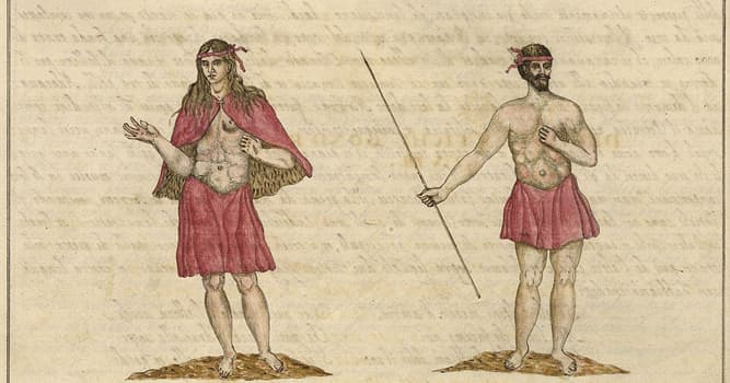 Society Trivia Question: Which of these are the aboriginal inhabitants of the Canary Islands?