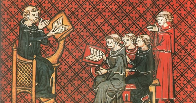 History Trivia Question: Which of these philosophers lived in the Middle Ages?
