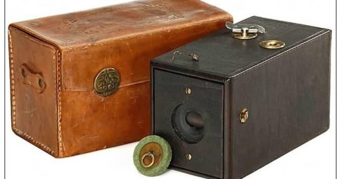 Historia Pregunta Trivia: ¿Quién inventó la cámara Kodak?