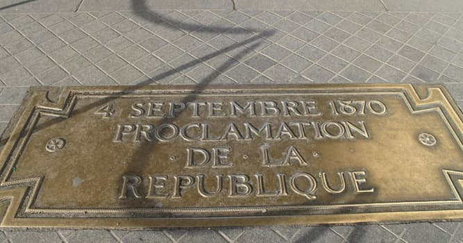 History Trivia Question: Who was the first President of the French Third Republic?