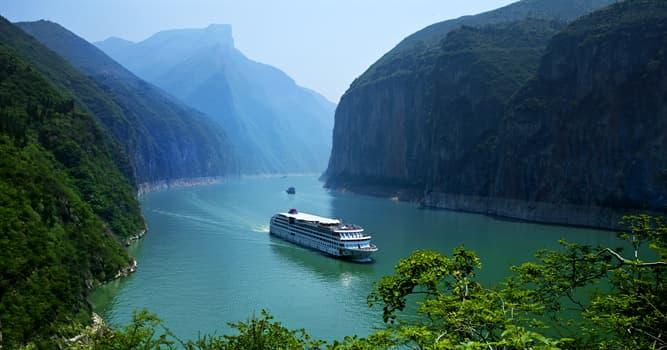 Geographie Wissensfrage: Wie heißt der längste Fluss Chinas?
