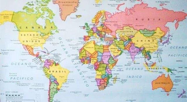 Geografía Pregunta Trivia: ¿A qué país pertenece la provincia de Camagüey?