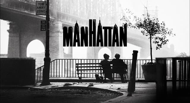 """Películas y TV Pregunta Trivia: ¿A quién pertenece la música con que se inicia la película """"Manhattan"""" de Woody Allen?"""